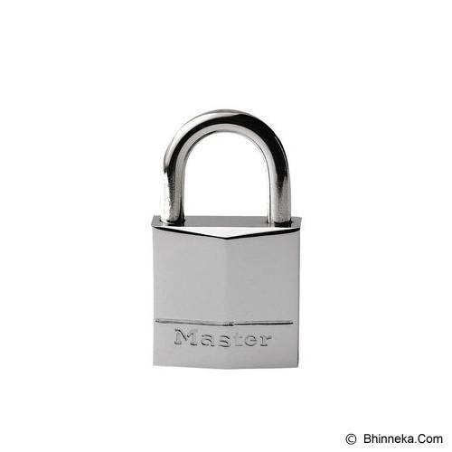 MASTER LOCK Marine Padlocks Nickel Plated Solid Brass [639] - Kunci Gembok